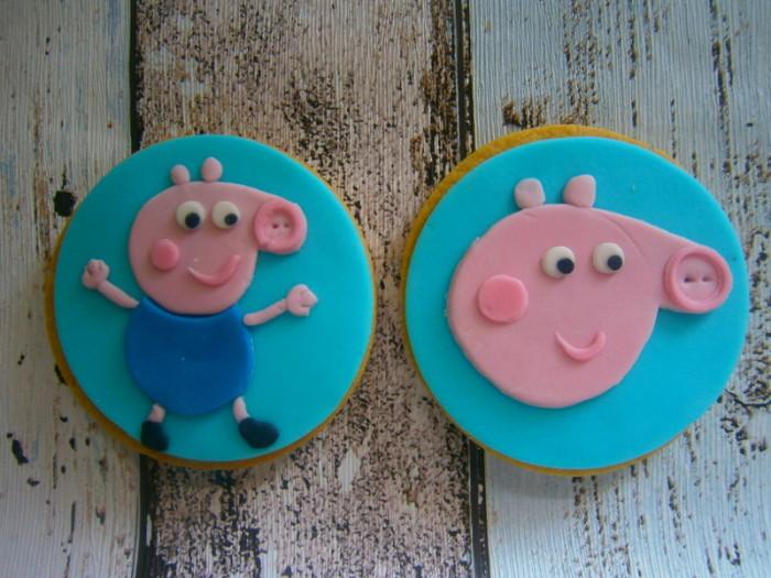 Μπισκότα Peppa & George