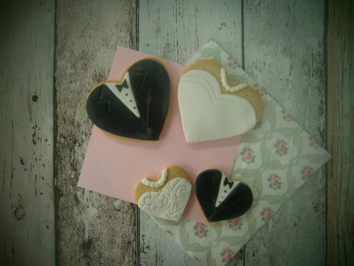 Μπισκότα γαμπρός-νύφη
